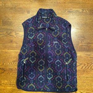 Vintage Patagonia Fleece Vest - L